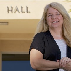 Q & A with April Summitt, New Dean of the Division of General Education