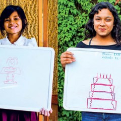 Operation Whiteboard:  Understanding Children's Hopes  and Dreams Across Borders